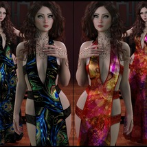 7th Ave: dforce - Chantress Gown for G8F image 6