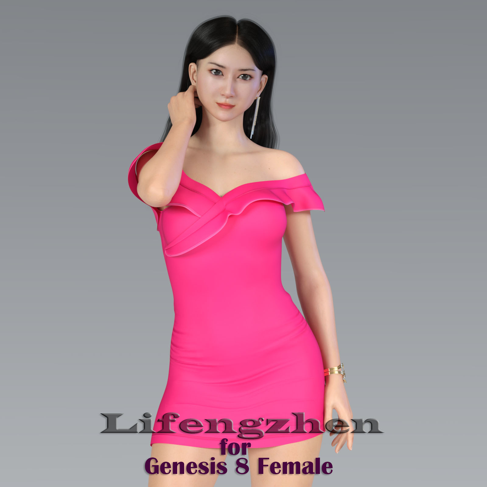 Lifengzhen  for Genesis 8 F