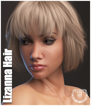 Lizanna hair for LaFemme by outoftouch