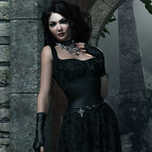 NyX dForce Annabelle Dress image 5