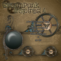 Steampunk Inspired 4 image 1