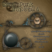 Steampunk Inspired 4 image 2