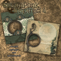 Steampunk Inspired 4 image 3