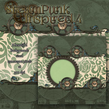 Steampunk Inspired 4 image 4