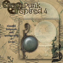 Steampunk Inspired 4 image 5