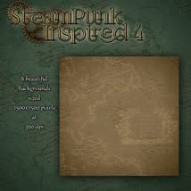 Steampunk Inspired 4 image 6