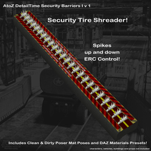 AtoZ DetailTime Roadway Security I v1 for Poser and DS image 6
