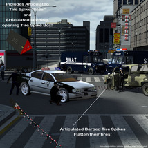 AtoZ DetailTime Roadway Security I v1 for Poser and DS image 7