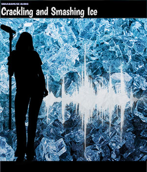 Shaaramuse Audio: Crackling and Smashing Ice - Extended License Extended Licenses Music  : Soundtracks : FX ShaaraMuse3D