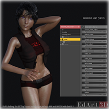 SciFi Clothing Set 2 for G8F image 1