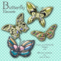 Butterfly Elements image 2