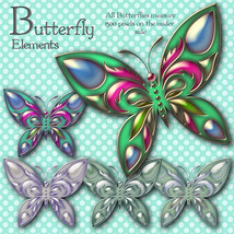 Butterfly Elements image 4
