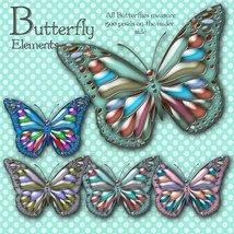 Butterfly Elements image 5