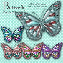 Butterfly Elements image 6
