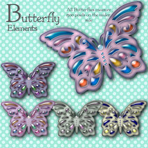 Butterfly Elements image 8