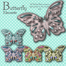 Butterfly Elements image 9