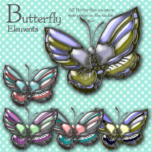 Butterfly Elements image 10