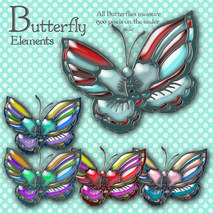 Butterfly Elements image 11