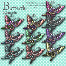 Butterfly Elements image 12