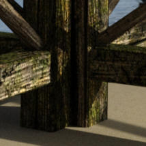 The Pier for Daz Studio image 8
