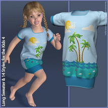 Long Sweater and 14 Styles for the Kids 4 image 5