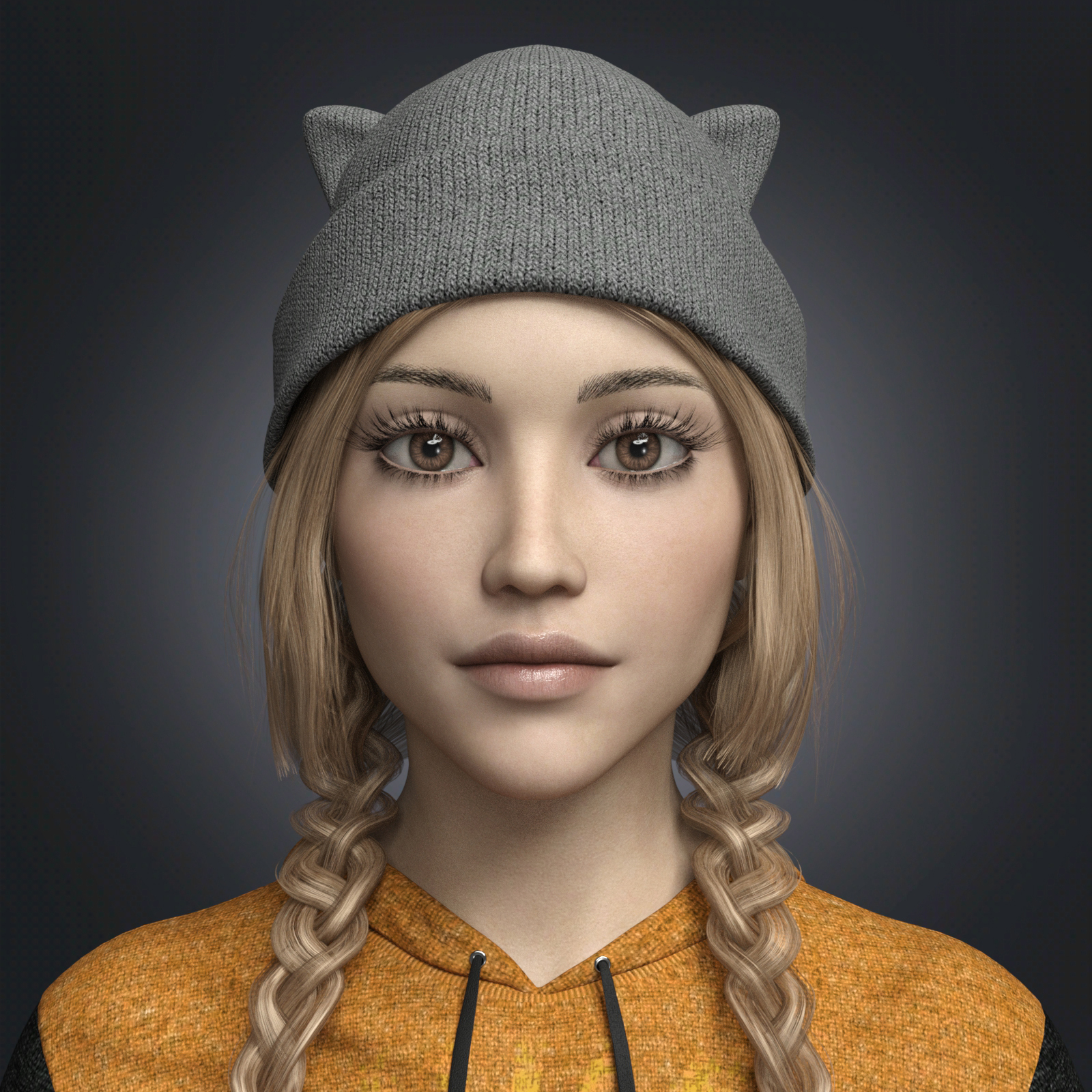 MbM Olivia for Genesis 3 and 8 Female