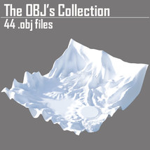 The OBJs Collection - Extended License image 2