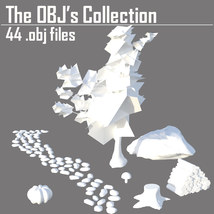 The OBJs Collection - Extended License image 3