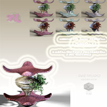 Moonlights Fairy Pedestals for DS and Iray - Extended License image 5