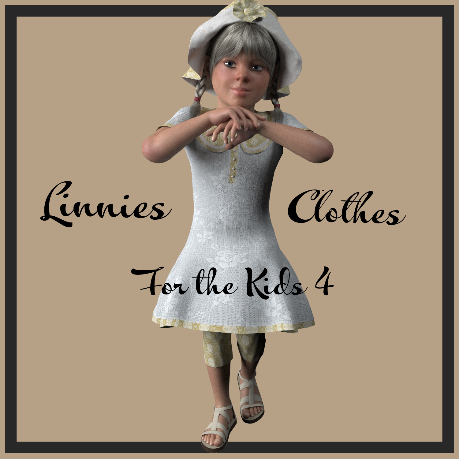 Linnies Clothes for Kids 4 by pixpax