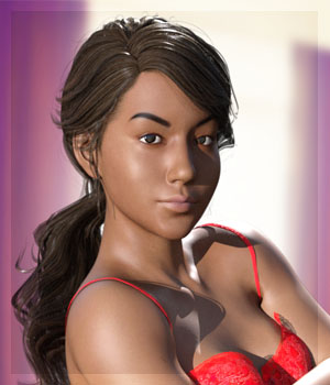 Lorena for Genesis 3 and 8 Female 3D Figure Assets guaiamustudio