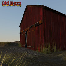 Old Barn for DS Iray image 1