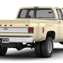 GENERIC 4WD DUALLY PICKUP TRUCK 6 - EXTENDED LICENSE image 2