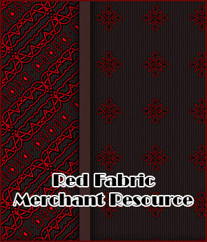 Red Fabric Merchant Resource 2D Graphics Merchant Resources adarling97