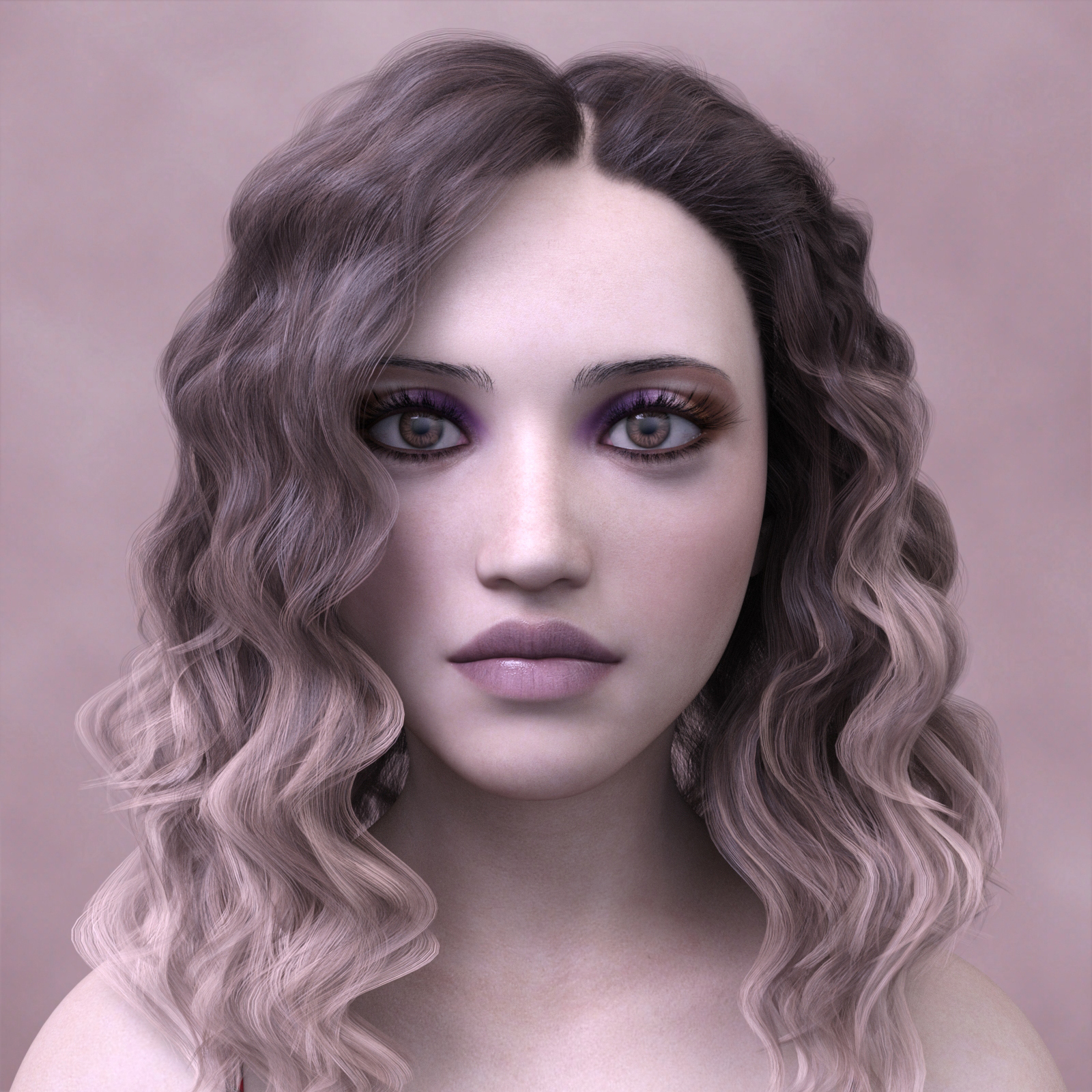 MbM Shelly for Genesis 3 and 8 Female