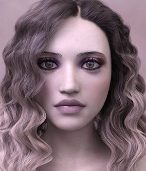 MbM Shelly for Genesis 3 and 8 Female 3D Figure Assets Heatherlly