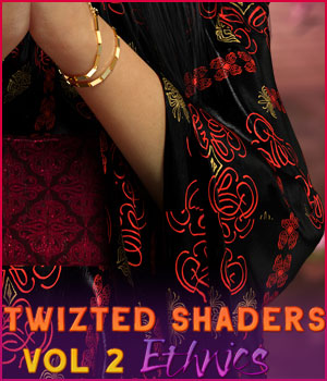 Twizted Shaders Vol 2 Ethnics