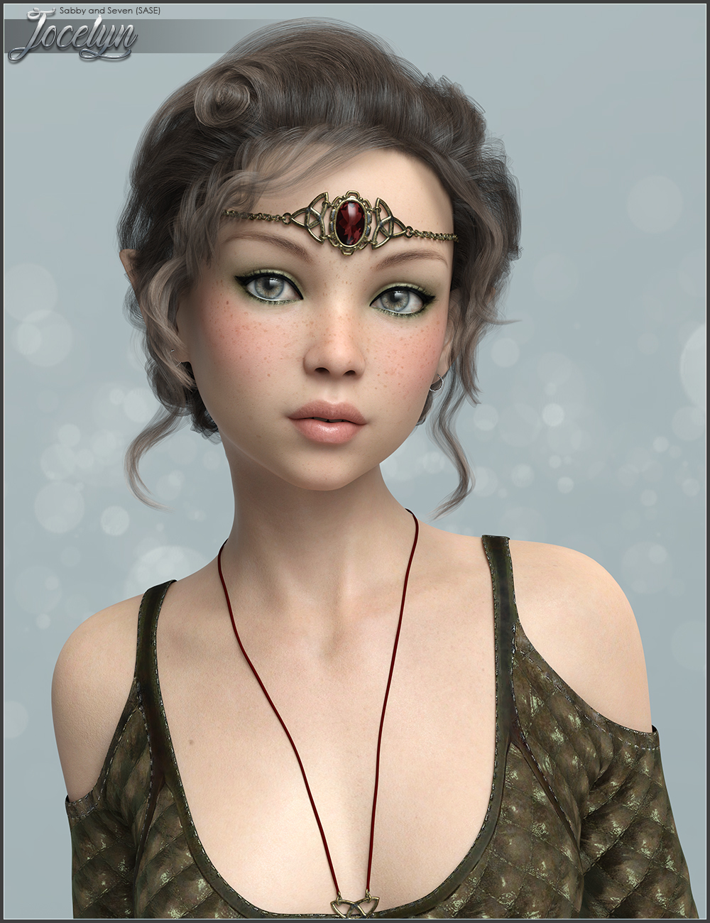 SASE Jocelyn for Genesis 8
