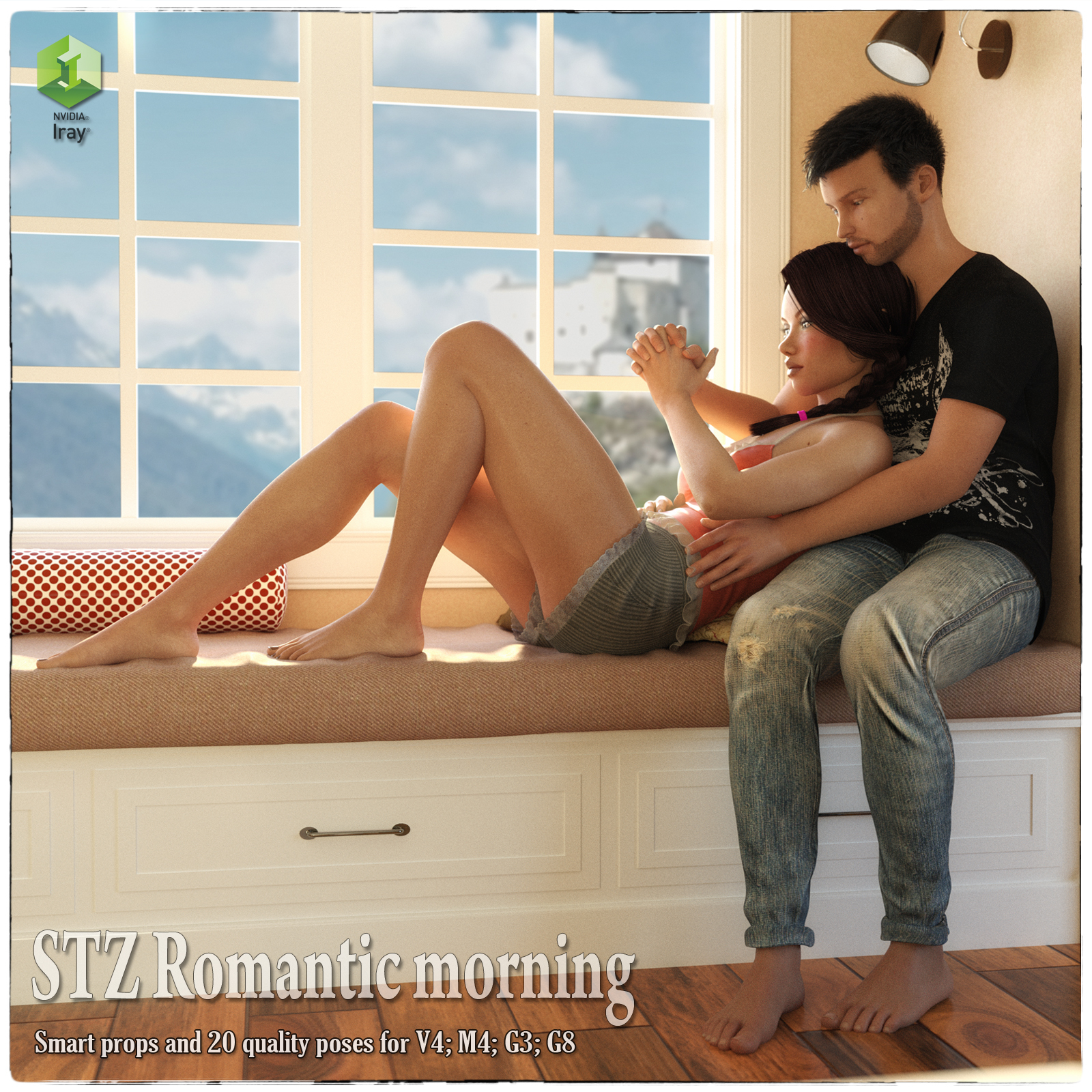 STZ Romantic morning