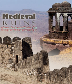 Medieval ruins 2D Graphics Merchant Resources RajRaja