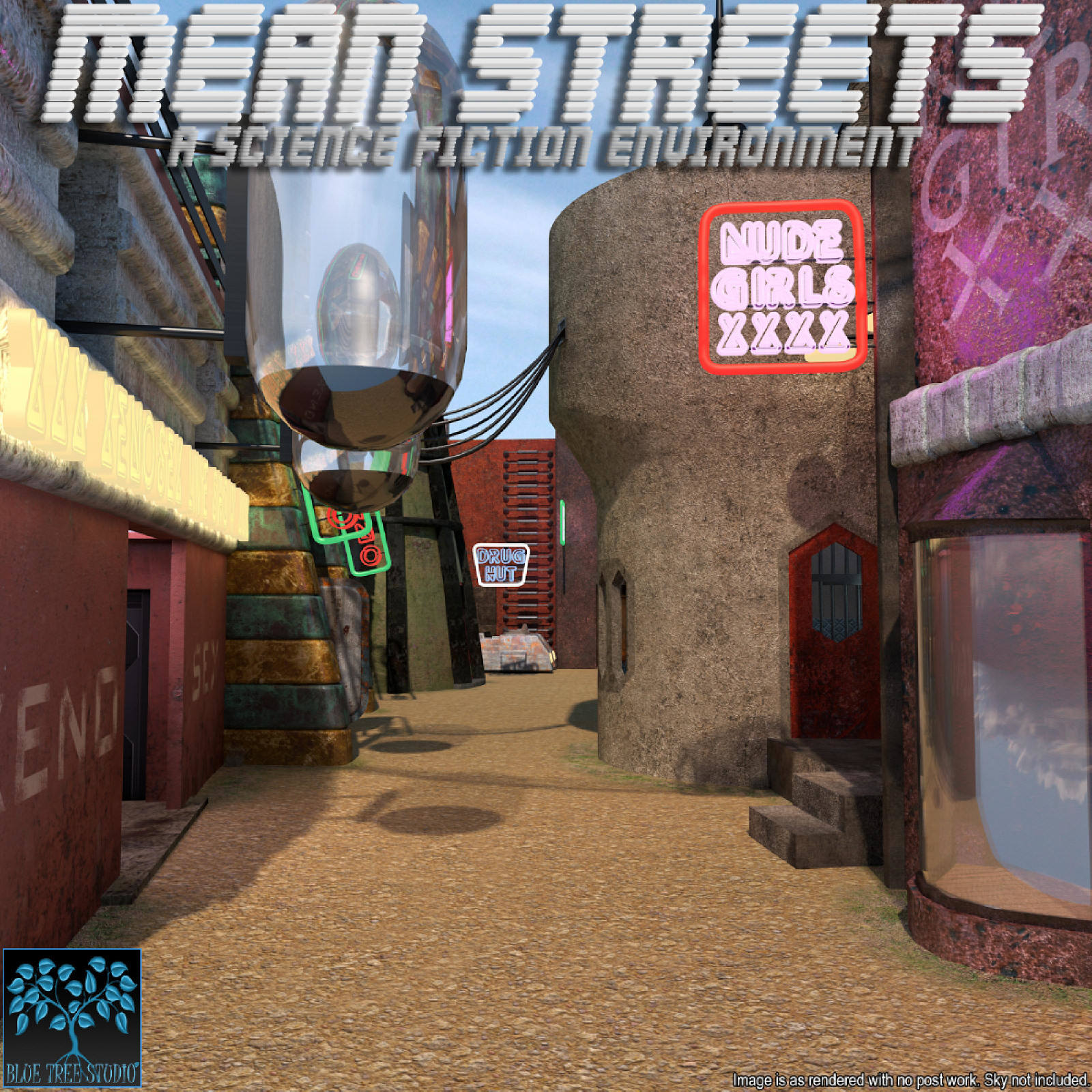 Mean Streets for Poser