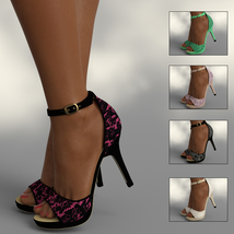 InStyle - Lysithea Shoes - for Genesis 8 and Victoria 8 image 2
