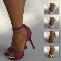 InStyle - Lysithea Shoes - for Genesis 8 and Victoria 8 image 3