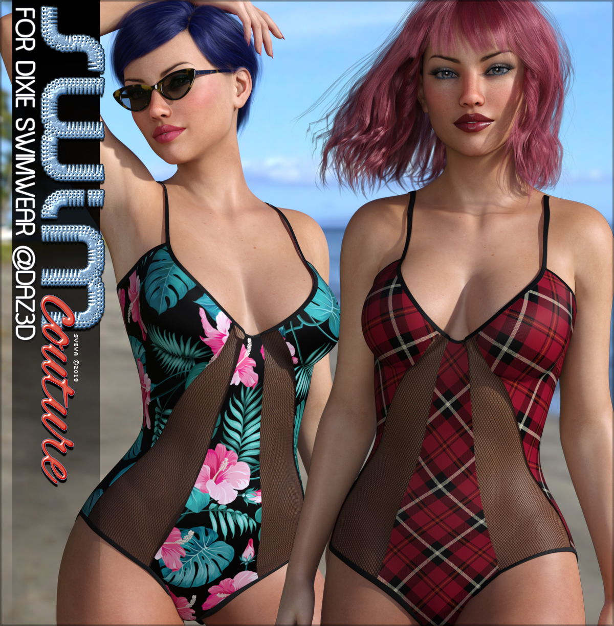 SWIM Couture for Dixie Swimwear