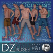 DZ G8M FashPoses - Looking Back image 1