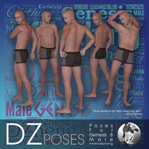 DZ G8M FashPoses - Looking Back image 3