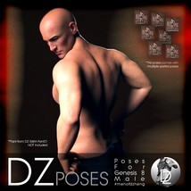 DZ G8M FashPoses - Looking Back image 4