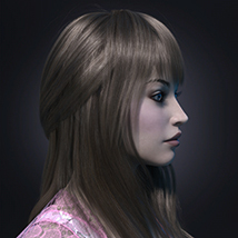 MbM Katie for Genesis 3 and 8 Female image 4