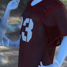 Greybro's Graphic Jersey for Genesis 8 Female image 5