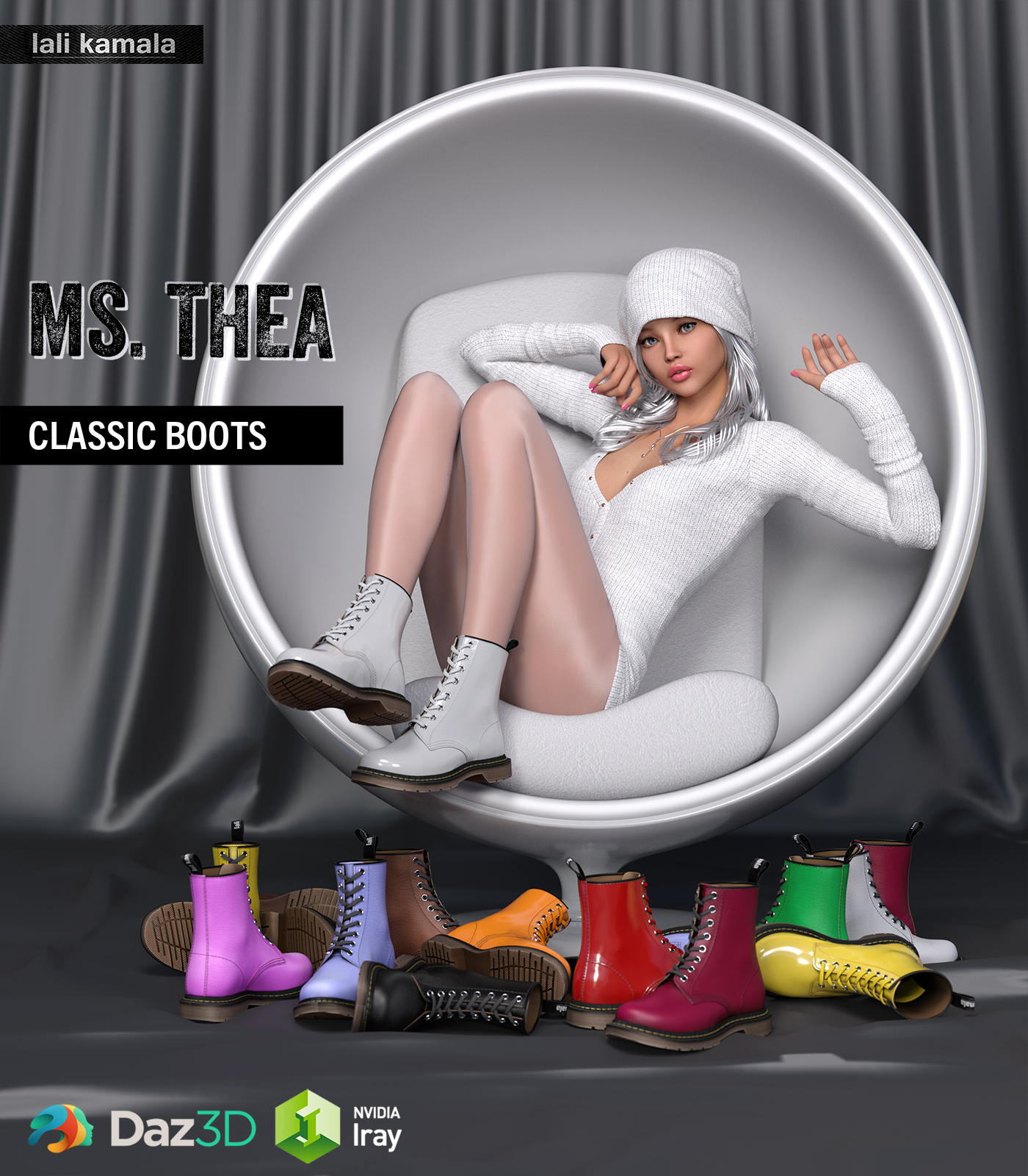 Ms. Thea - Classic Boots